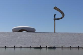 The Memorial to Kubitschek