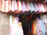 Those famous colourful traditional skirts for sale