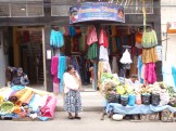 The colourful market