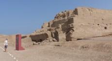 The largest temple in Chichacamac
