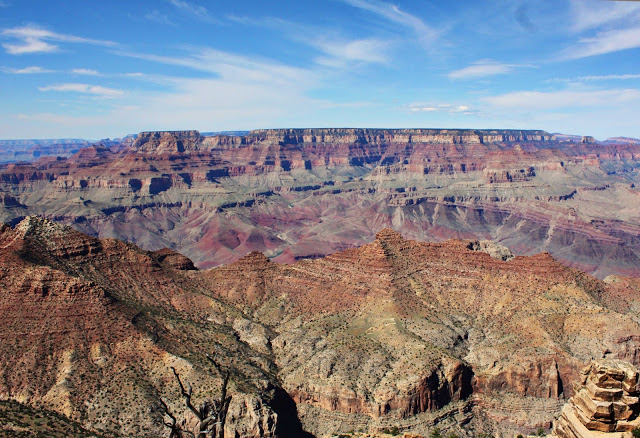 Desert View Watchtower at the Grand Canyon East Rim  Yellow Van Travels
