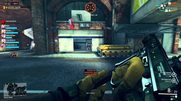 Dirty bomb fps game free