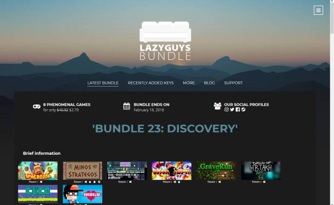 Best Sites Like Humble Bundle Get Games For Cheap