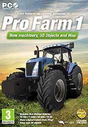 Pro Farm 1 – Farming Simulator 2011 Add-On 1