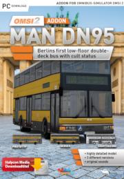 OMSI 2 Add-on MAN DN95 1