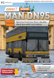 OMSI 2 Add-on MAN DN95