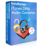 NoteBurner iTunes DRM Audio Converter for Mac 1