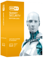 ESET Smart Security - Nouvelle licence 2 ans pour 2 ordinateurs 1
