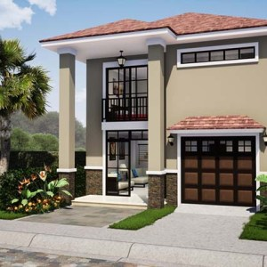 House Plan 001