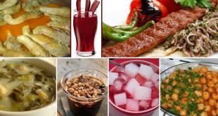 En Meşhur Adana Yemekleri
