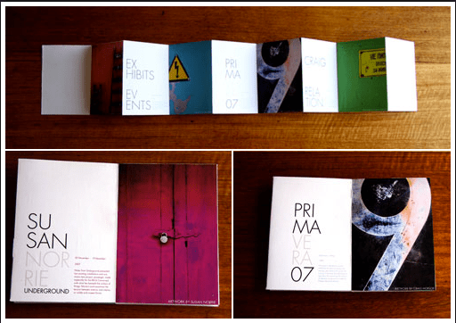 Research Creative Leaflet Brochure Examples Yemi 4 A