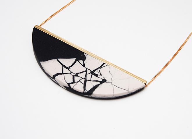 Rankaku necklace