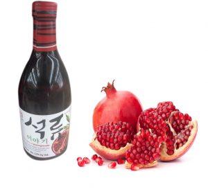 the-story-of-pomegranate-korea-wine-korean-spirits-mocktail-cocktail-mixer-juice-alcohol-soju-korea-ciders-noju-dew-iseul