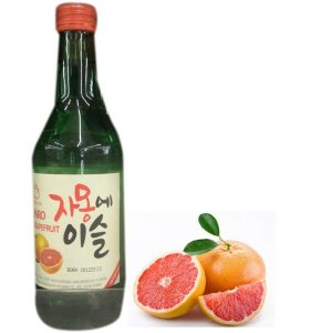 Grapefruits-korea-wine-korean-spirits-mocktail-cocktail-mixer-juice-alcohol-soju-korea-ciders-noju-dew-iseul