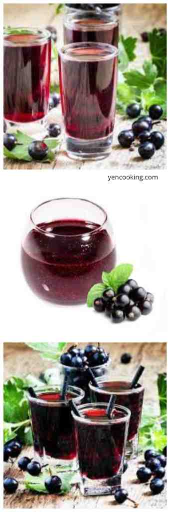 Blackcurrant Grapes Fruit Juice Concentrate Refreshing Vitamin C Healthy beverages