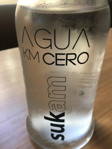Agua KM 0