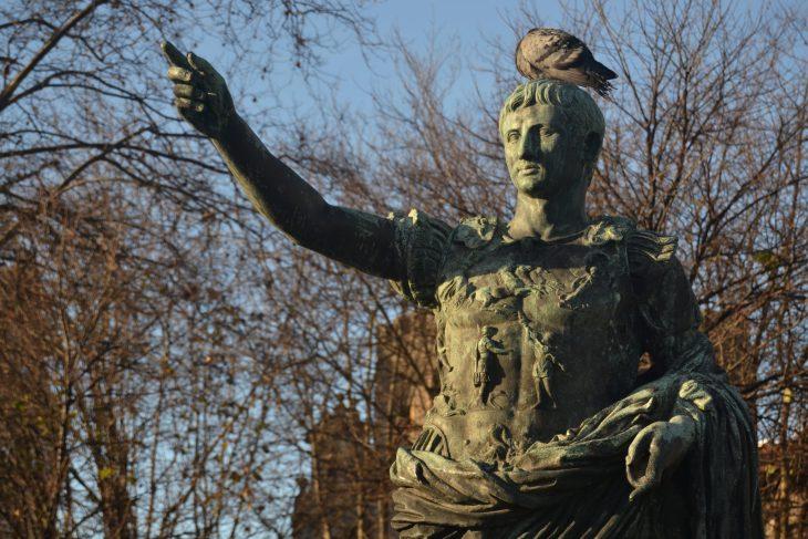 Estatua de Octavio Augusto