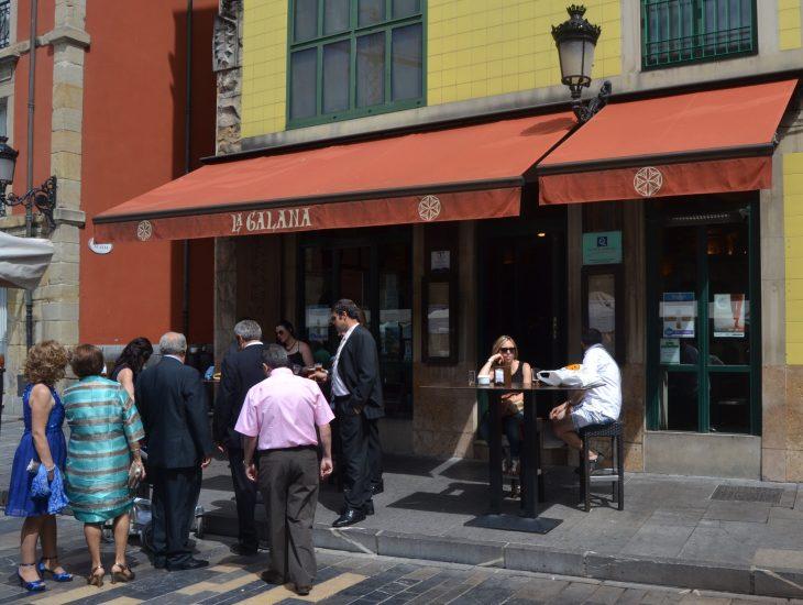 Sidreria La Galana de Gijón