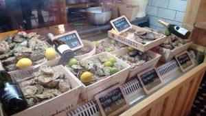 De ostras por Bilbao