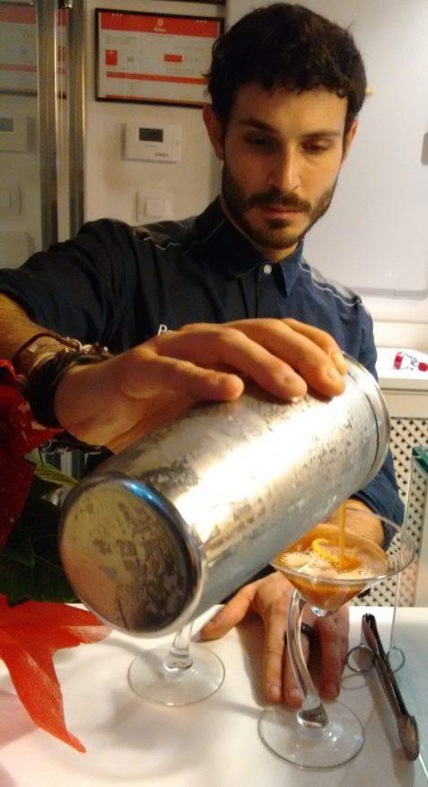 Vermut preparado del Portuberri Barria