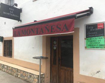 Bar La Montañesa de Puentedey