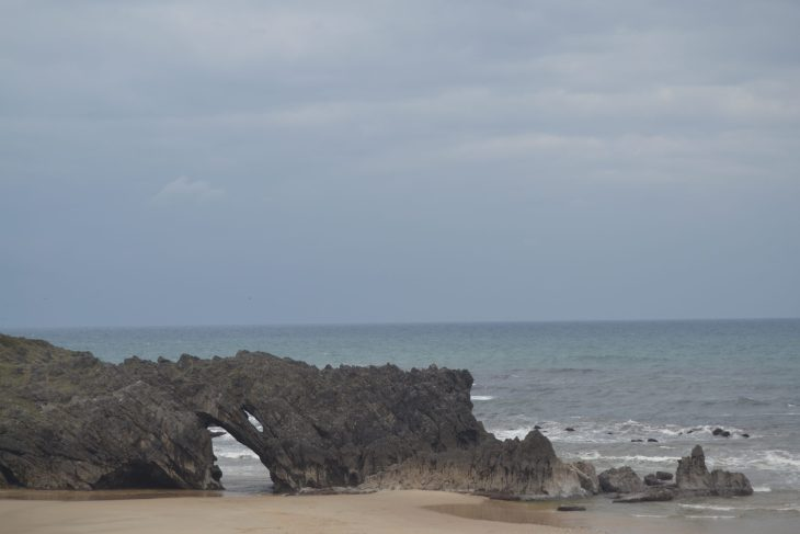Playa de San Antolín de Llanes