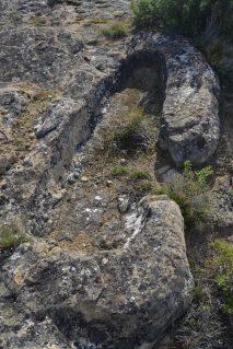 Restos de la Necrópolis de Perdigón