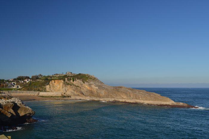 Playa del Sablón y Mirador de San Pedro