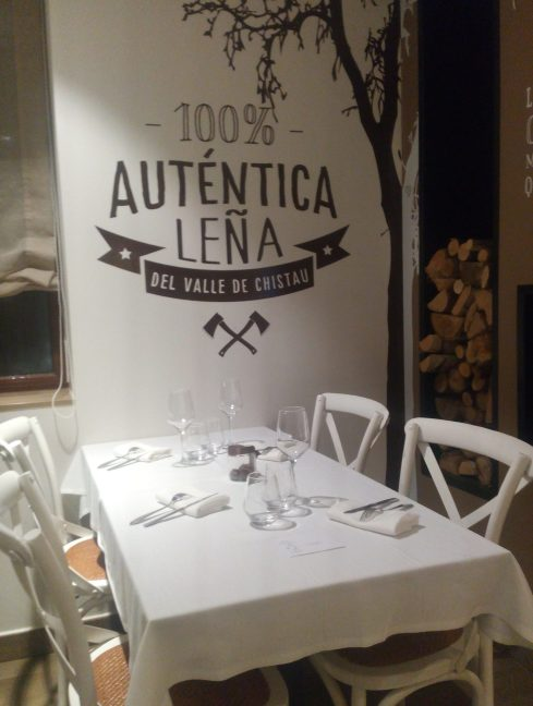 Restaurante La Capilleta de Plan
