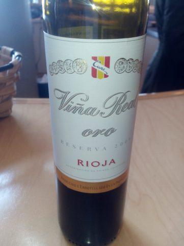 Vino Viña Real Reserva 2006