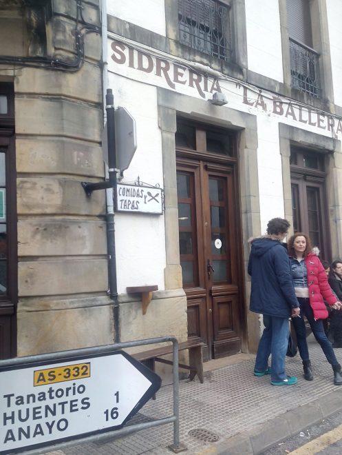 Sidreria La Ballera