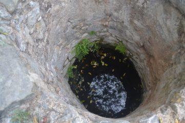 Agua del Pozo de Monte Negro