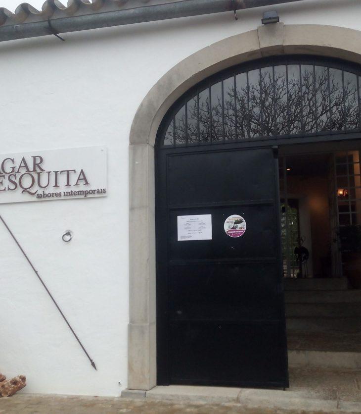 Restaurante Lagar da Mesquita del Algarve