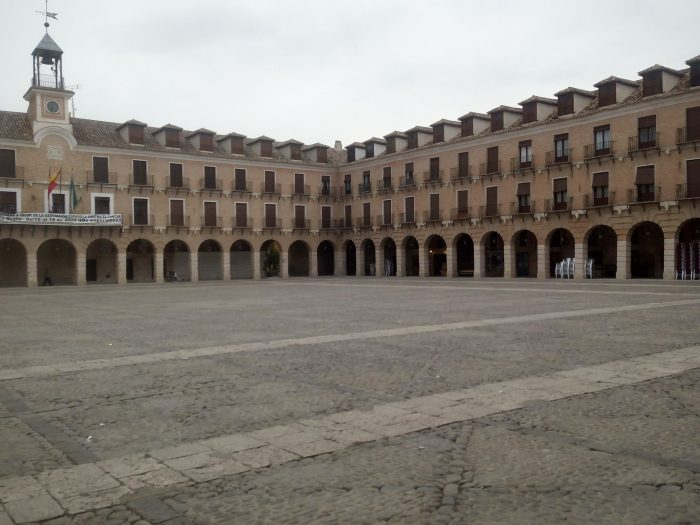 Plaza Mayor de Ocaña