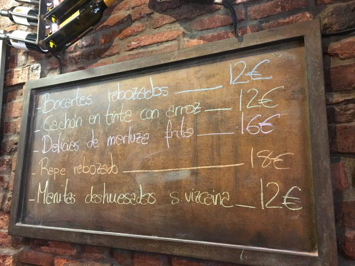 Restaurante La Pirula de Santander