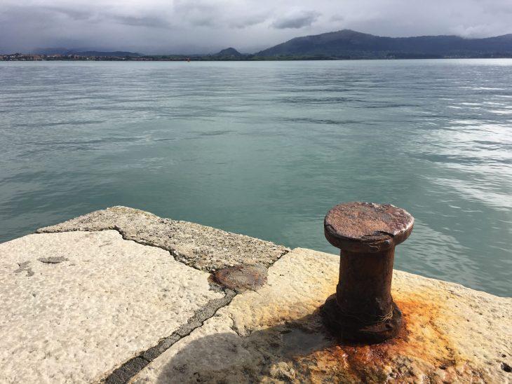 Muelle de Puerto Chico de Santander