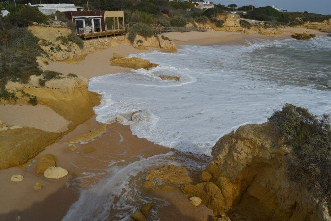 Praia Manuel Lourenzo