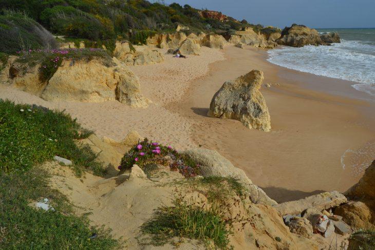 Ruta por el Algarve desde Praia Grande