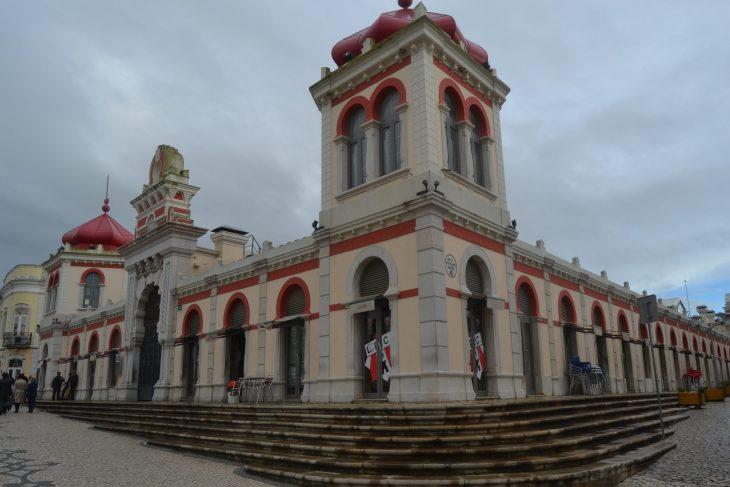 Mercado de Loulé en el Algarve