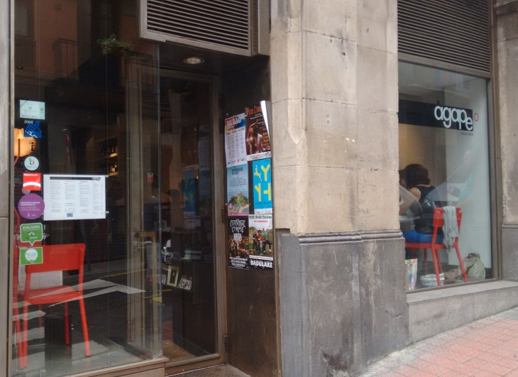Restaurante Ágape de Bilbao
