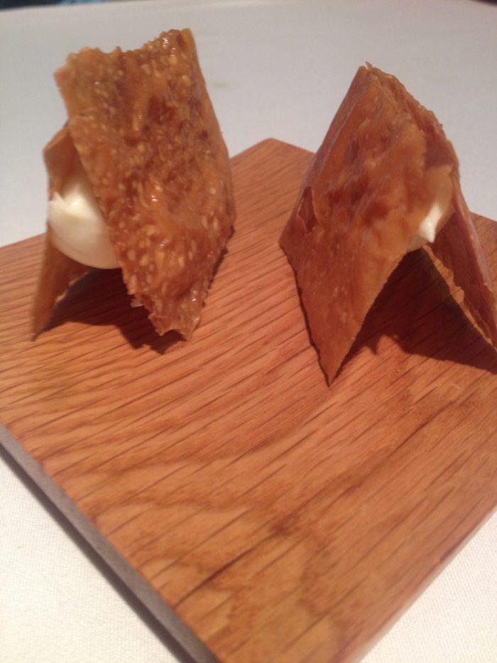 Bocaditos de queso