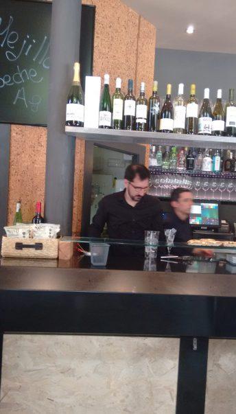 Bar Sakakortxos de Bilbao