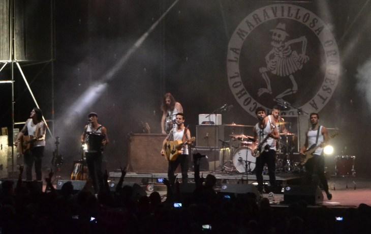 LA MODA en el Festival Músicos en la naturaleza 2015 de Gredos