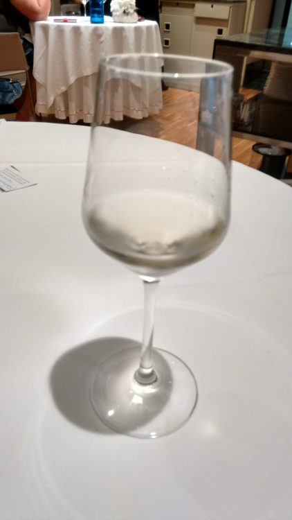 Vino blanco Inurrieta Orchidea