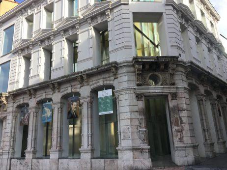 Ampliación del Museo de Bellas Artes de Asturias