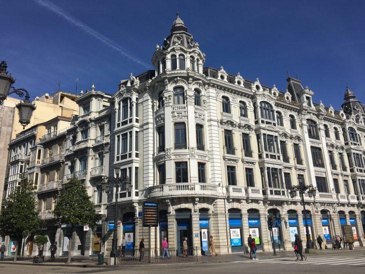 Un día en Oviedo