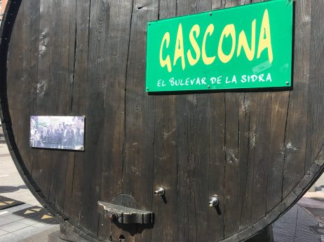 Pipa o Cuba en la Gascona