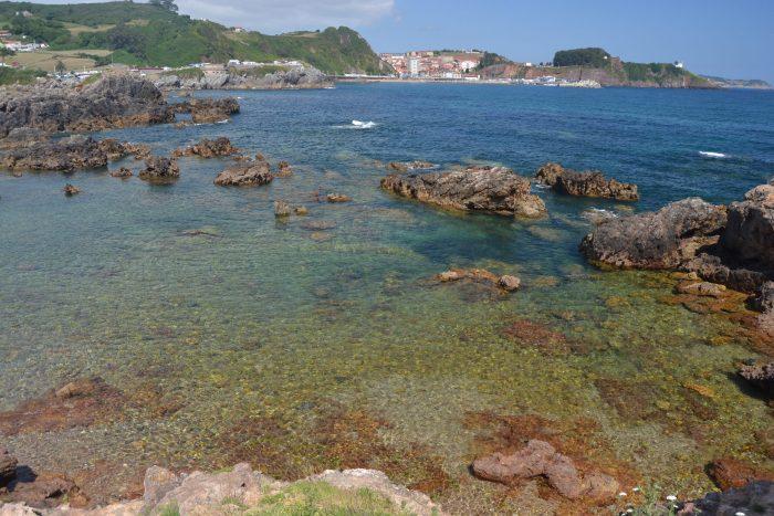 Vistas desde la Playa de Huelgues