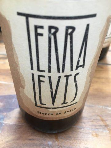 Cerveza artesana Terra Levis