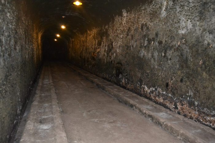 Túneles subterraneos